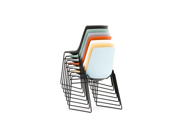 **NEW Arlo Stacking Chairs
