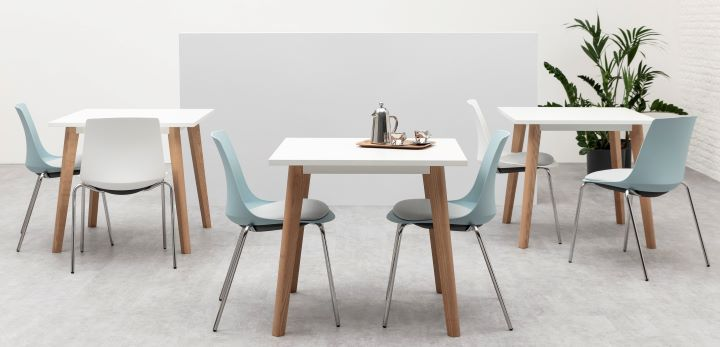 **NEW Arlo Chairs & Clara Tables