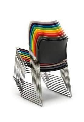 Elios Stacking Chairs