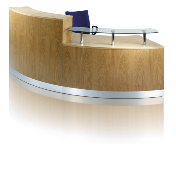 Fusion Reception Counter