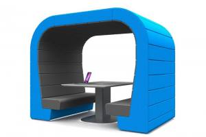 Collaborative Spaces - Booth Systems